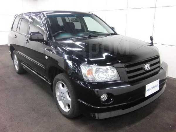 Toyota Kluger V, 2006 год, 290 000 руб.