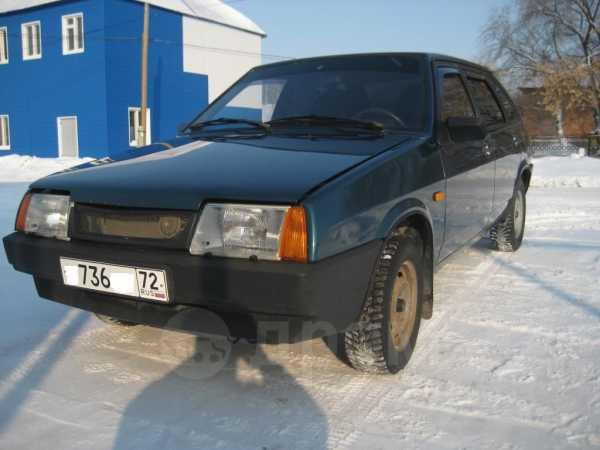 Лада 2109, 2003 год, 109 000 руб.