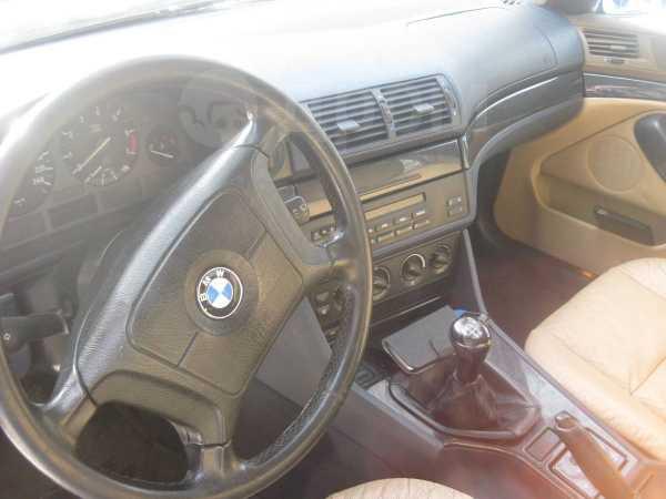 BMW 5-Series, 2000 год, 295 000 руб.