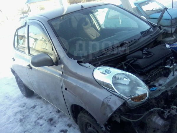 Nissan March, 2008 год, 150 000 руб.