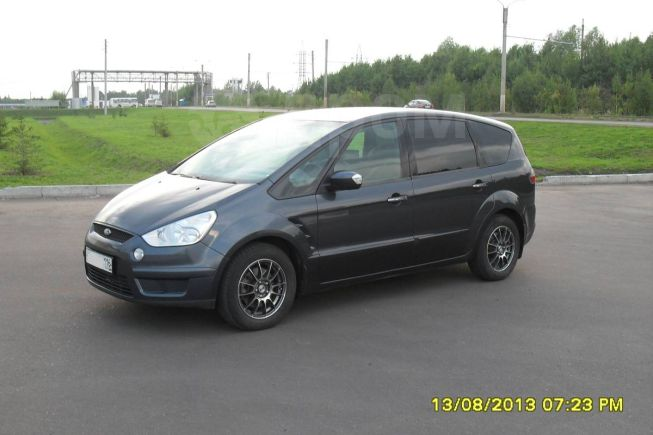 Ford S-MAX, 2008 год, 440 000 руб.