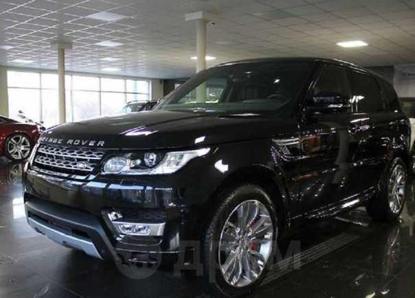 Land Rover Range Rover Sport, 2013 год, 3 550 000 руб.