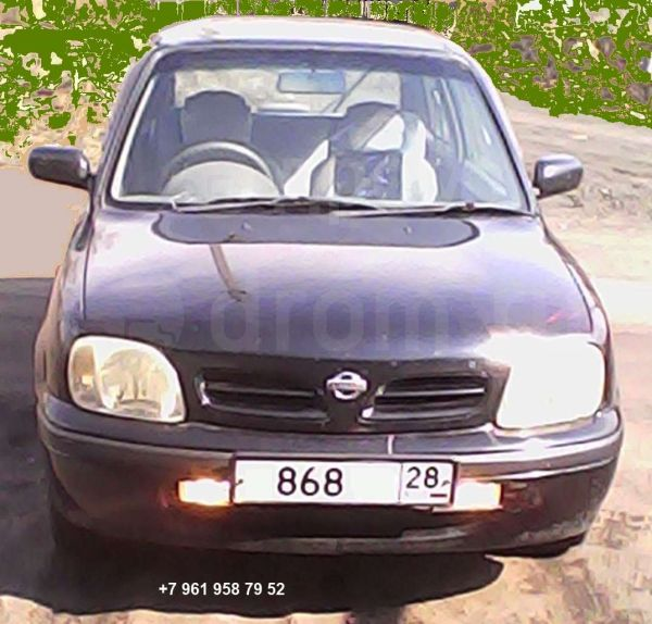Nissan March, 2000 год, $3333