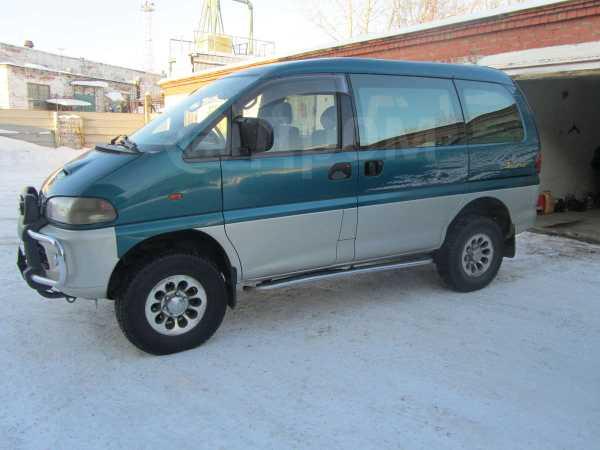 Mitsubishi Delica, 1997 год, 370 000 руб.