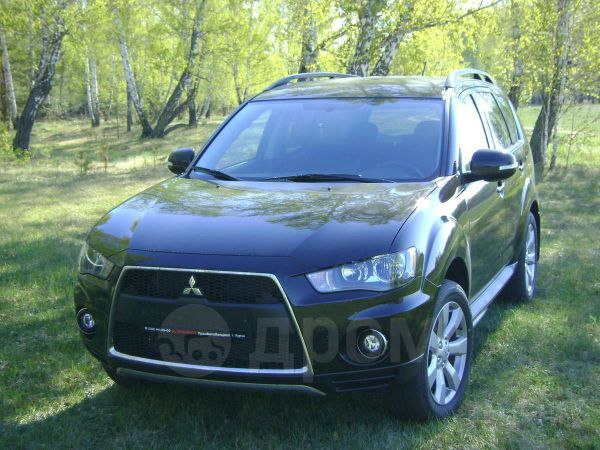 Mitsubishi Outlander, 2011 год, 1 100 000 руб.