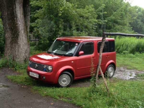 Nissan Cube, 2006 год, 270 000 руб.
