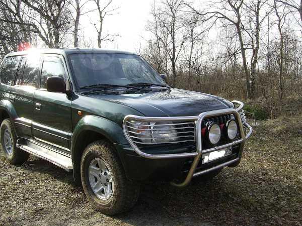 Toyota Land Cruiser Prado, 1999 год, 685 000 руб.