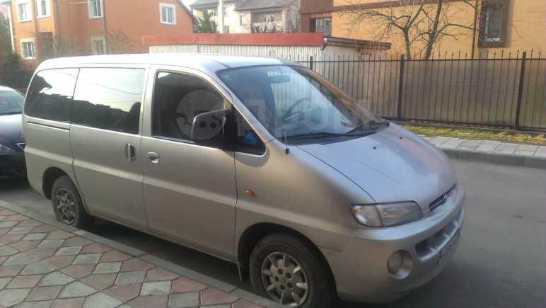 Hyundai H1, 1998 год, 190 000 руб.