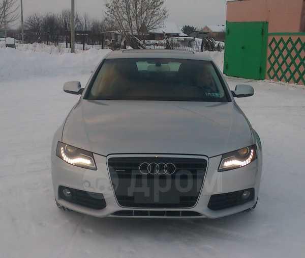 Audi A4, 2009 год, 979 000 руб.