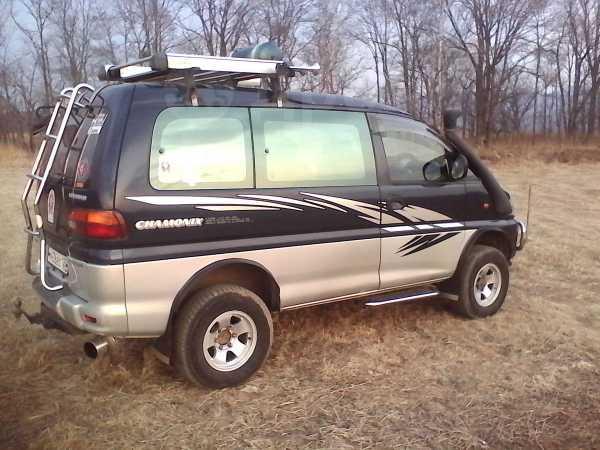 Mitsubishi Delica, 1997 год, 425 000 руб.
