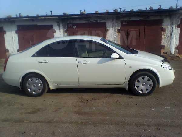 Nissan Primera, 2002 год, 259 000 руб.