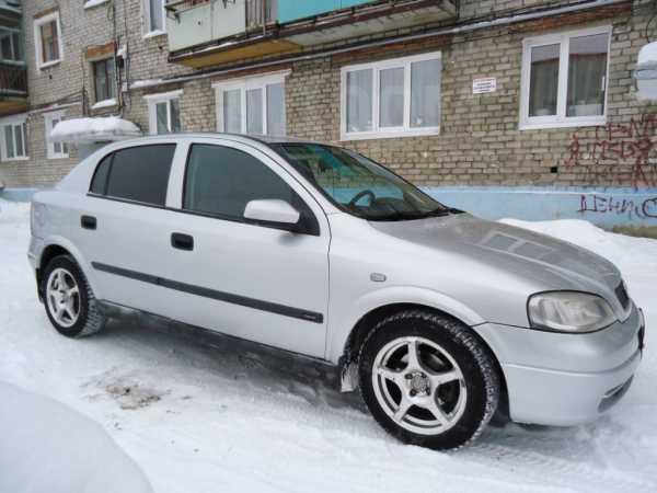 Opel Astra, 2003 год, 220 000 руб.