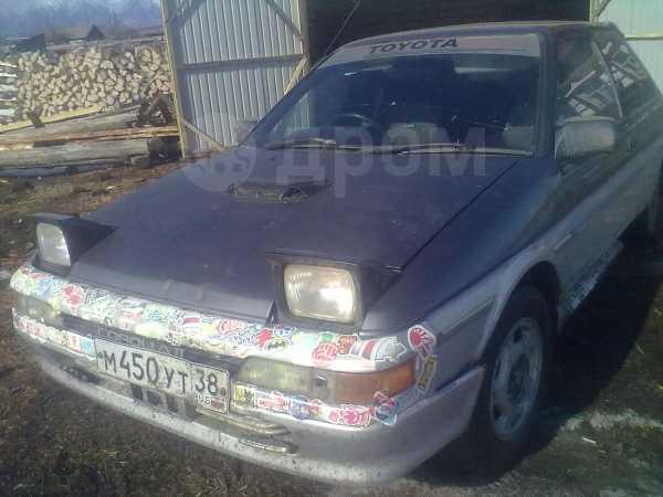 Toyota Corolla II, 1989 год, 40 000 руб.