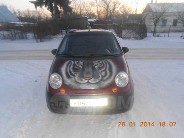 Daewoo Matiz, 2008 год, 146 000 руб.