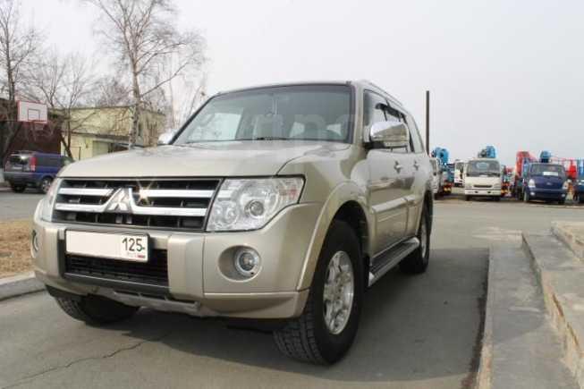 Mitsubishi Pajero, 2008 год, 1 055 000 руб.