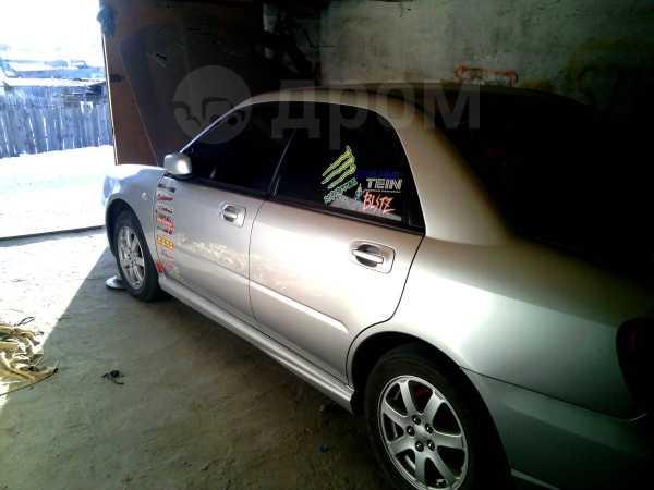 Subaru Impreza WRX, 2006 год, 400 000 руб.
