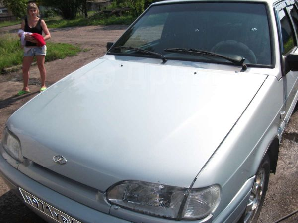 Лада 2114 Самара, 2004 год, 123 000 руб.