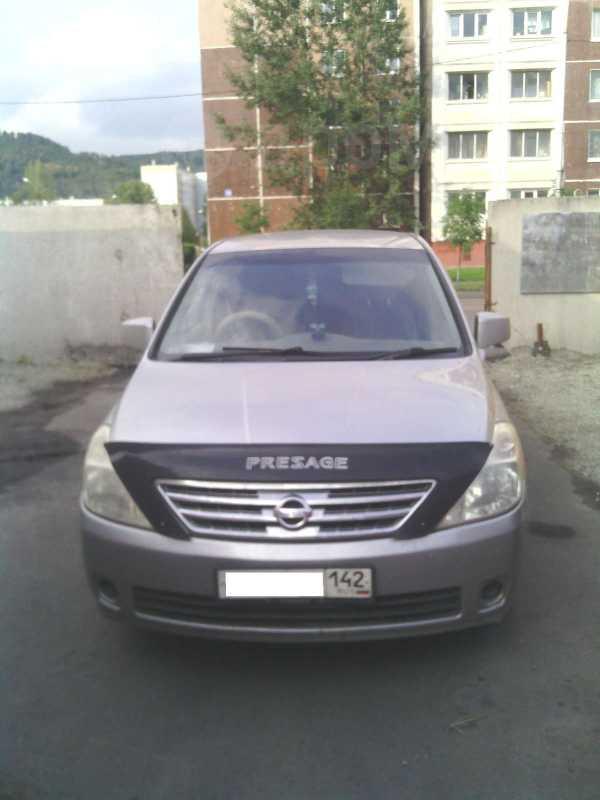 Nissan Presage, 2003 год, 360 000 руб.