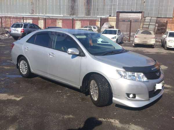 Toyota Allion, 2008 год, 515 000 руб.