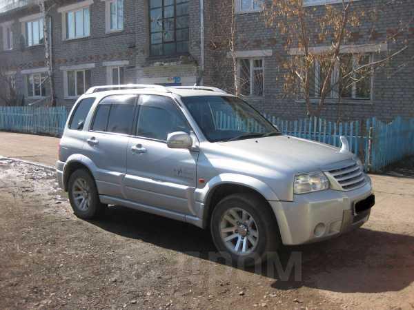 Suzuki Escudo, 2002 год, 500 000 руб.