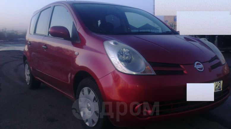 Nissan Note, 2005 год, 280 000 руб.