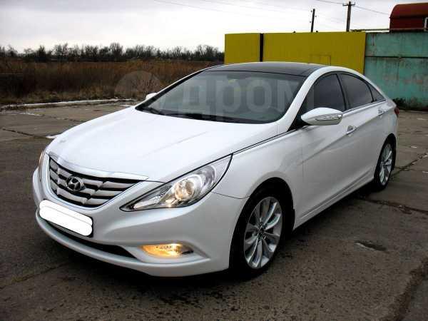 Hyundai Sonata, 2011 год, 1 467 350 руб.