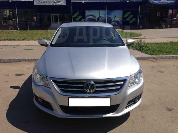 Volkswagen Passat CC, 2011 год, 1 000 000 руб.