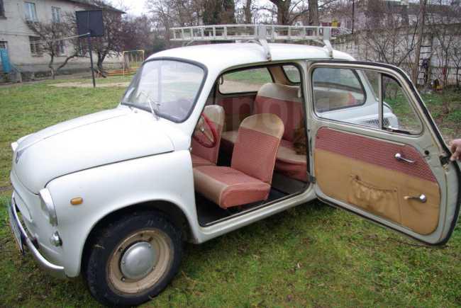 ЗАЗ Запорожец, 1967 год, 322 817 руб.