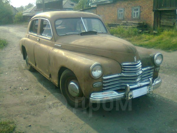 ГАЗ Победа, 1951 год, 350 000 руб.