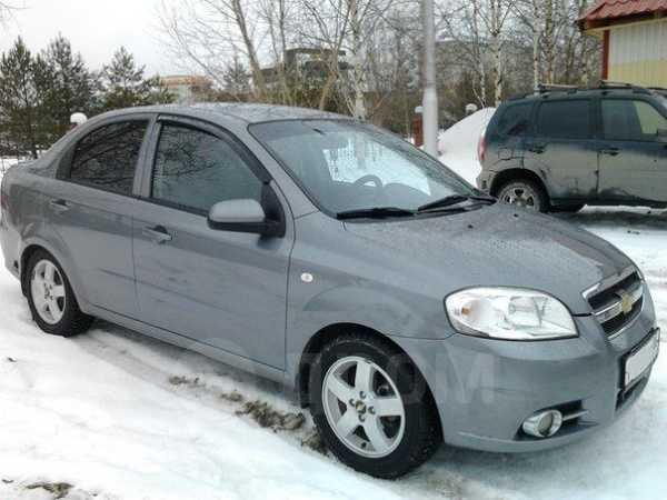 Chevrolet Aveo, 2008 год, 240 000 руб.