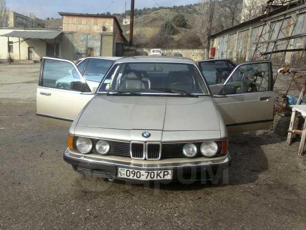 BMW 7-Series, 1982 год, 187 821 руб.