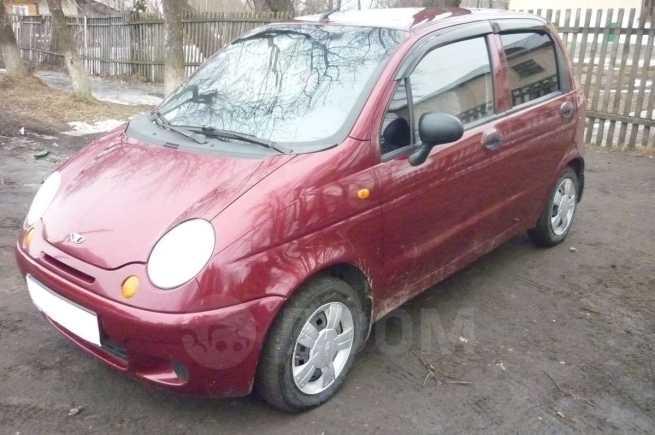 Daewoo Matiz, 2006 год, 118 000 руб.