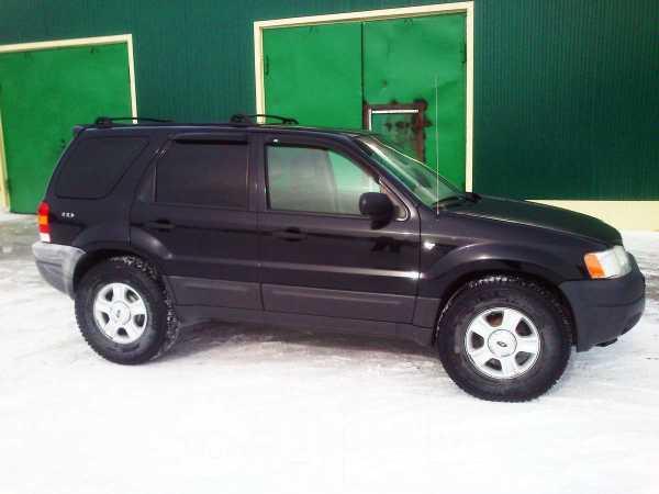 Ford Escape, 2003 год, 350 000 руб.