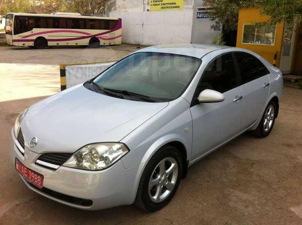 Nissan Primera, 2007 год, 792 369 руб.