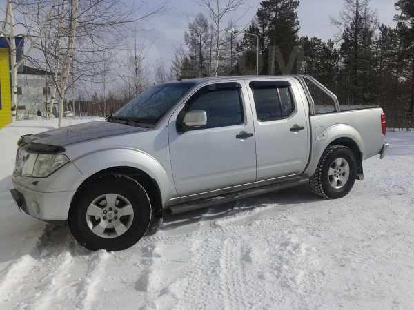 Nissan Navara, 2008 год, 860 000 руб.