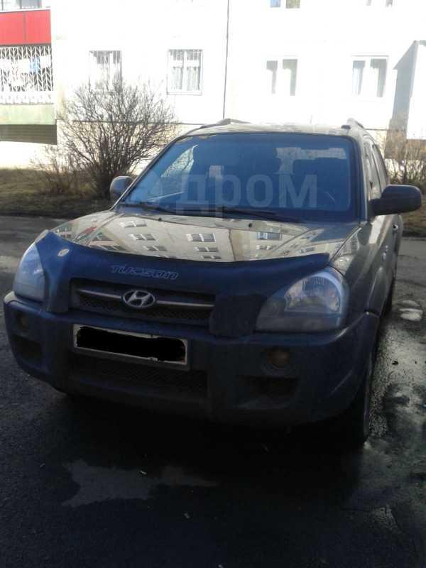 Hyundai Tucson, 2005 год, 580 000 руб.