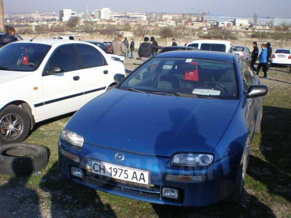 Mazda 323F, 1998 год, $5800