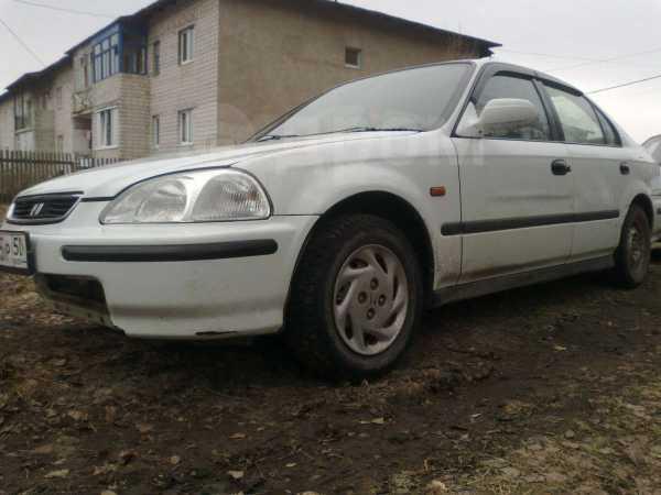 Honda Civic Ferio, 1998 год, 65 000 руб.