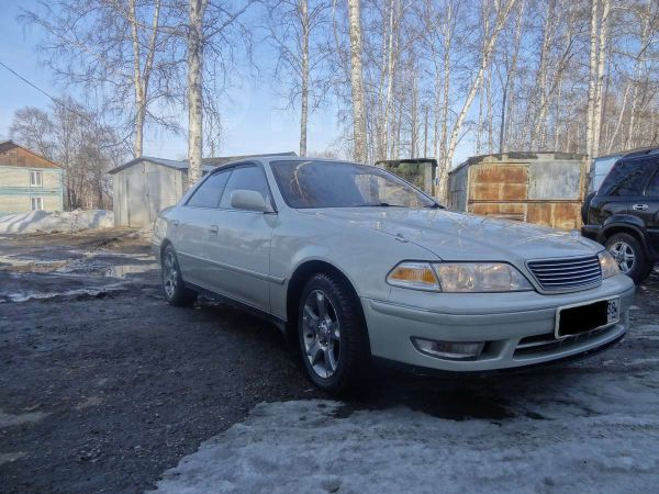 Toyota Mark II, 1997 год, 280 000 руб.