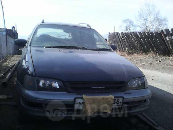Toyota Caldina, 1992 год, 130 000 руб.