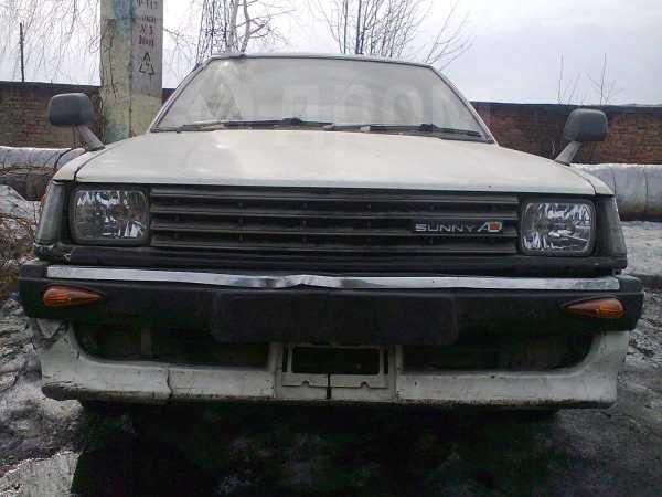 Nissan Sunny, 1988 год, 35 000 руб.