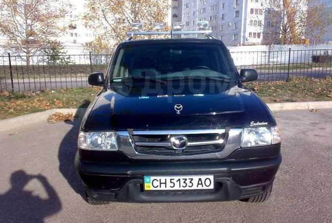Mazda B-Series, 2002 год, 392 000 руб.
