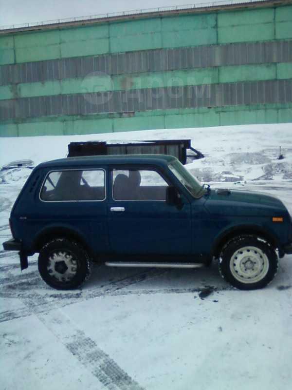 Лада 4x4 2121 Нива, 2006 год, 205 000 руб.