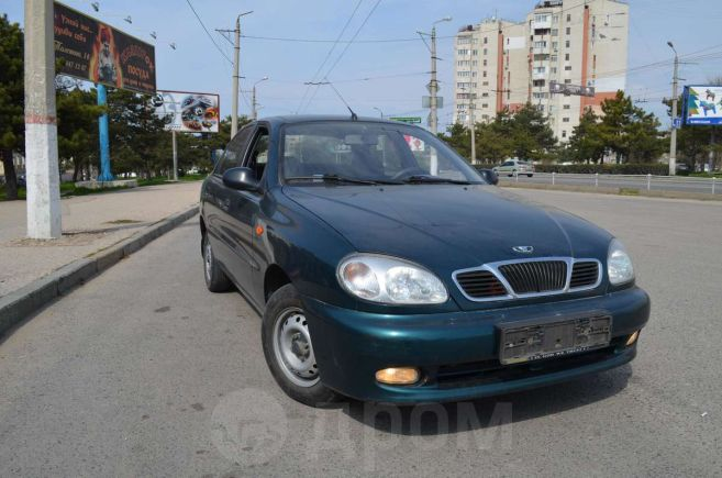 Daewoo Sens, 2007 год, 316 948 руб.