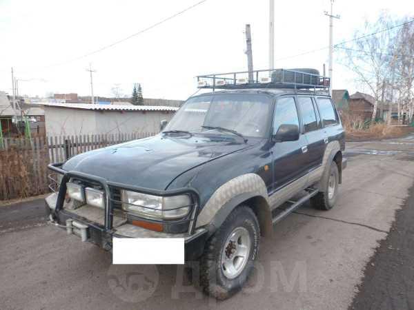 Toyota Land Cruiser, 1992 год, 399 000 руб.
