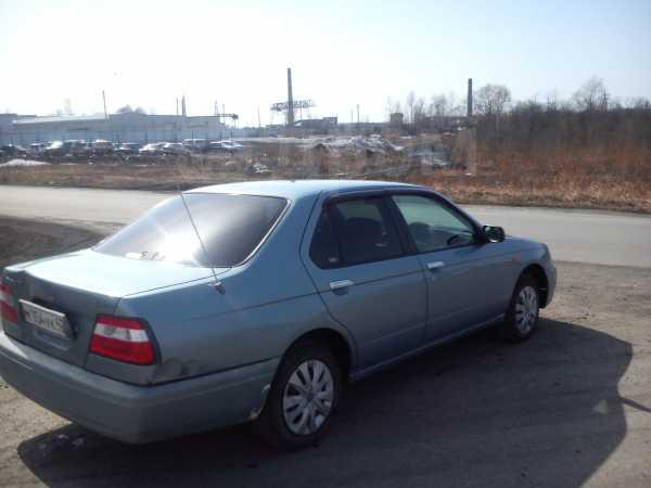 Nissan Bluebird, 1999 год, 135 000 руб.