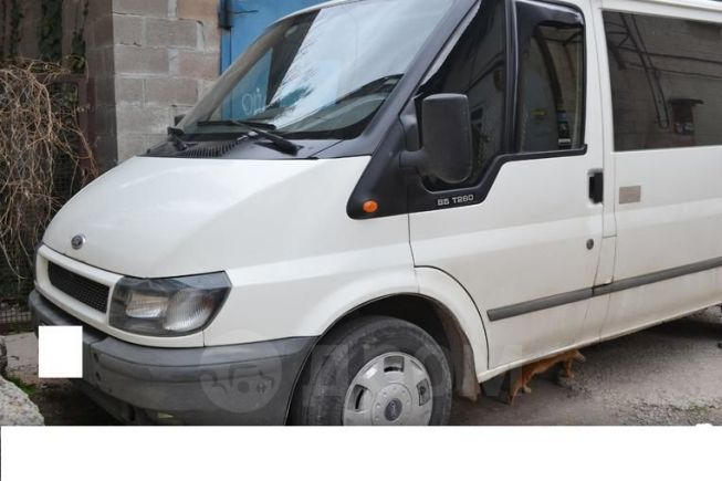 Ford Tourneo Connect, 2005 год, 420 000 руб.