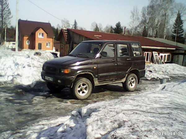 УАЗ Симбир, 2002 год, 215 000 руб.