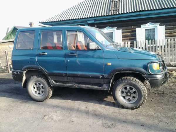 УАЗ Симбир, 1998 год, 190 000 руб.