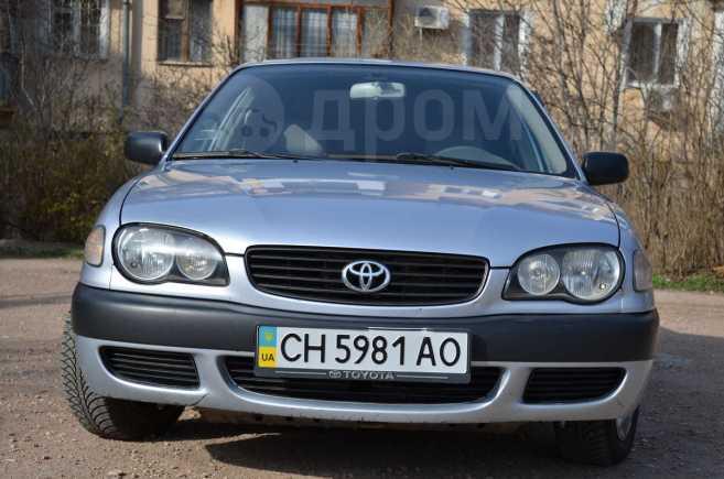 Toyota Corolla, 2001 год, 487 160 руб.